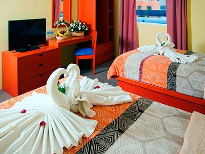 Rooms in azulejos hotel san cristobal de las casas mexico for Azulejos express san cristobal
