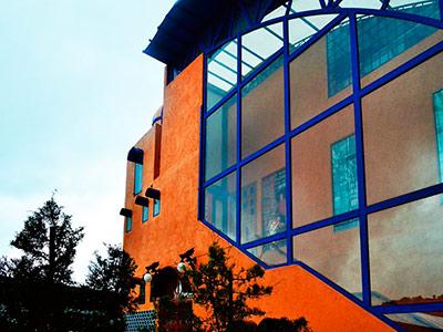 Map location of azulejos hotel san cristobal de las for Hotel casa de los azulejos booking