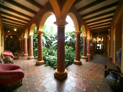 Hotel casa mexicana san crist bal de las casas for Casa y jardin mexico