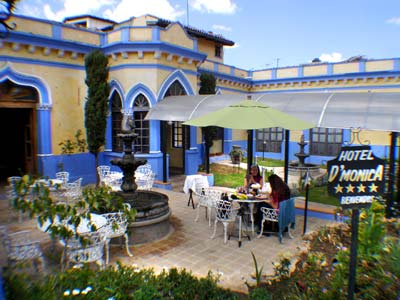 Hotel d 39 monica san cristobal de las casas for Hotel casa de los azulejos tripadvisor