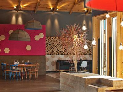 Hotel bo san crist bal de las casas for Salas estilo mexicano contemporaneo