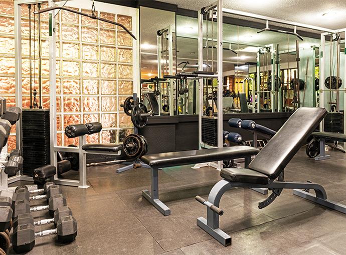 Fitness Center Barcelo San Jose