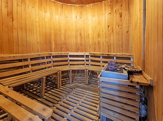 Sauna Barceló San José