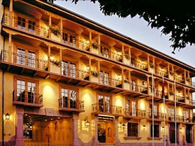 hotel casino en santa cruz chile