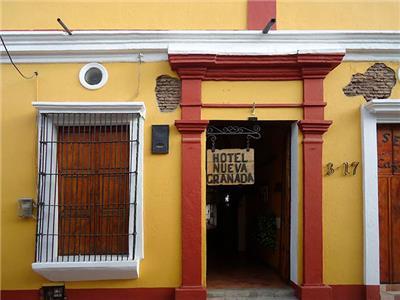 Mapa y ubicaci n de hotel nueva granada santa marta colombia for Hotel de diseno granada