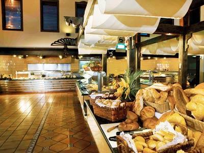 Hibiscus Restaurant Bellevue Dominican Bay All Inclusive