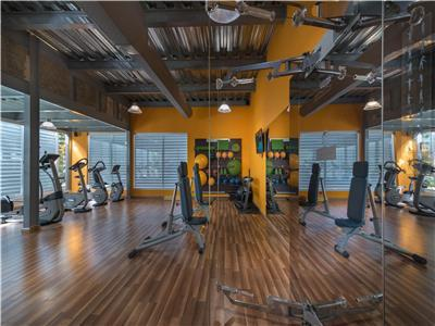Fitness Center El Embajador a Royal Hideaway Hotel