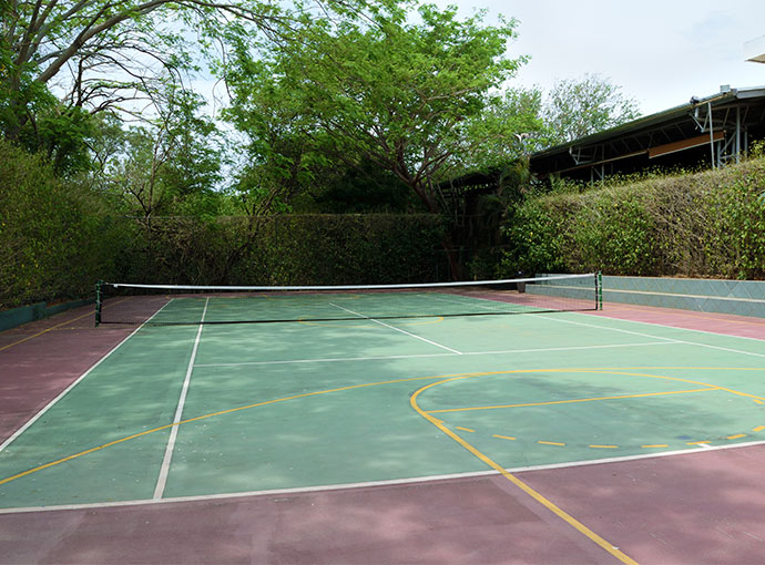 Cancha (s) de Tenis Occidental Tamarindo
