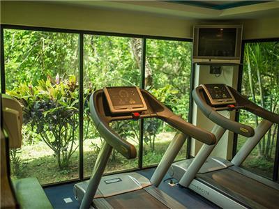 Fitness Center Occidental Tamarindo
