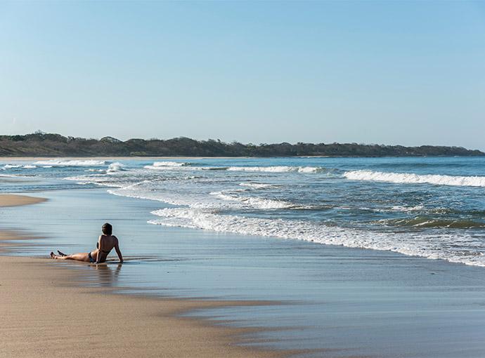 Playa Occidental Tamarindo