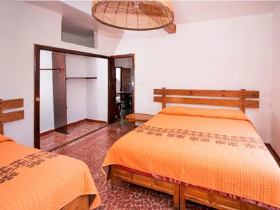 Habitaciones en el hotel casa grande de taxco taxco m xico for Habitacion familiar estandar
