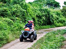 Tour ATV Cascadas Expedition