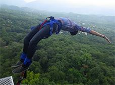 Hightest Bungee Jump in Mexico Tour