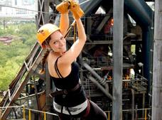 Canopy Tour in Horno 3 Fundidora Park