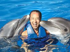 Signature Dolphin Swim Vallarta Adventure Tour. NIÑO GRATIS