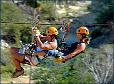 Tour Flying Tortuga Ziplines
