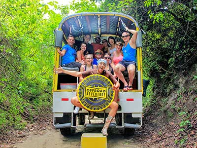 Sierra Madre Off Road Adventure Tour