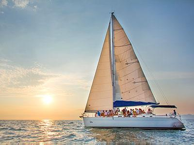 Luxury Sunset Sailing Tour