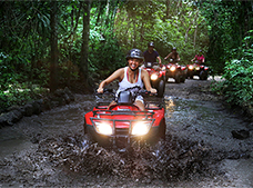 ATV Jungle Adventure Tour