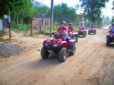 Manzanillo ATV Tour