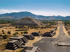Basilica, Teotihuacan and Tlatelolco Tour