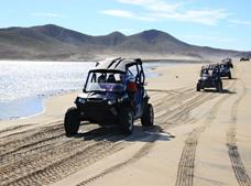 Beach and Desert Adventure Razors Tour
