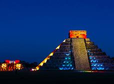 Chichén Itzá  Light & Sound Show