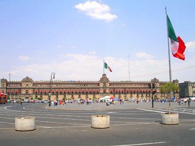 Historic Center of Mexico City