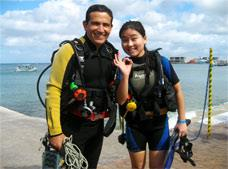 Discover Scuba with AquaSafari Tour