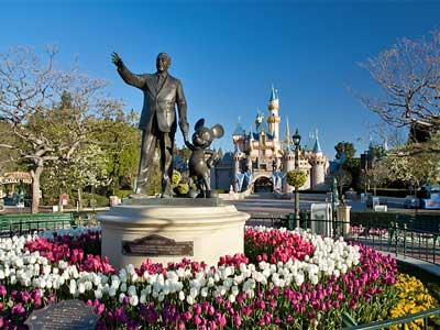 Parque Disneyland Anaheim