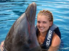 Tour Dolphin Encounter Delfiniti