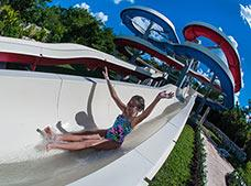 Grand Beach Park and Water Park Tour