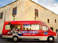 Passeio Santo Domingo Hop-On| Hop-Off