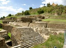Explore Cholula's Archaeological Zone  ¡FREE CABLE CAR TICKET!