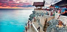 Negril  -Beach, Shopping and Rick's Cafe