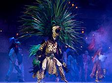 Xcaret at Night Tour | Life and Death Festival