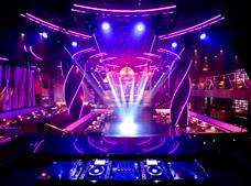 Tour ORO Nightclub