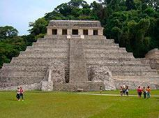 Palenque Archeological Site| Misol-Ha Tour