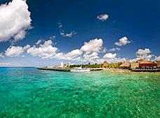 Cozumel One Day Tour from Cancun