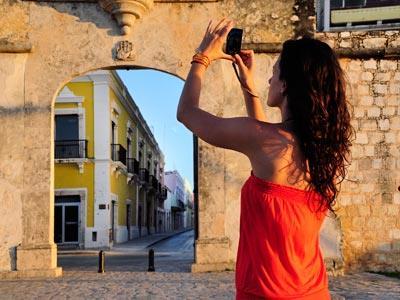 Puerta de Mar Campeche