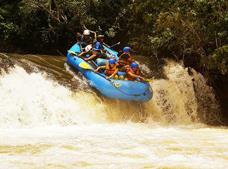 Lacandon Jungle Rafting Eco-Experience Tour