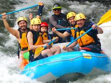 Rafting: An Exciting Experience Tour