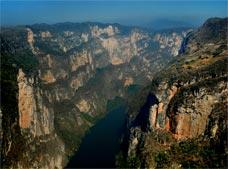 Sumidero Canyon, Lookout Points and Chiapa de Corzo Tour