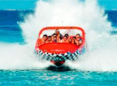 Thrilling Jet Boat Tour