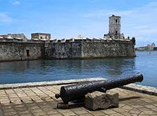 San Juan de Ulua Historic Center Turibus Tour