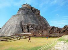 Uxmal & Kabah Full Tour
