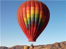 WB Private Balloon Flight Tour of the Guadalupe Valley