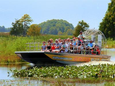 Wild Florida Airboats and Wildlife Park
