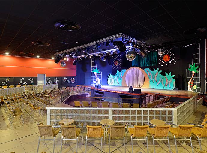 Teatro Iberostar Tainos