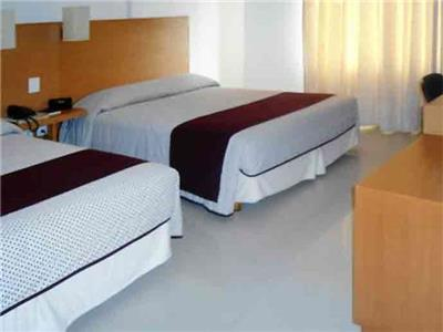 Habitaciones en el Hotel Best Western Minatitlán ...